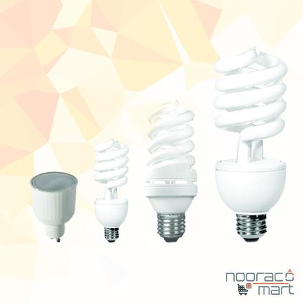 لامپ و روشنایی - لامپ کم مصرف