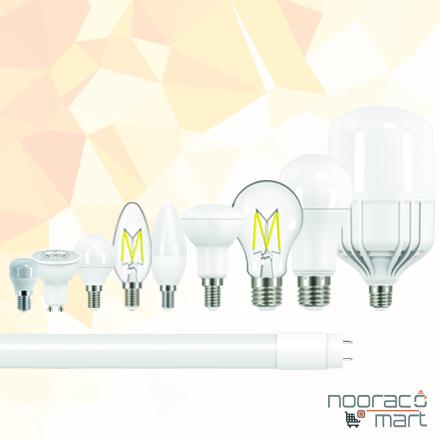 لامپ و روشنایی - لامپ ال ای دی