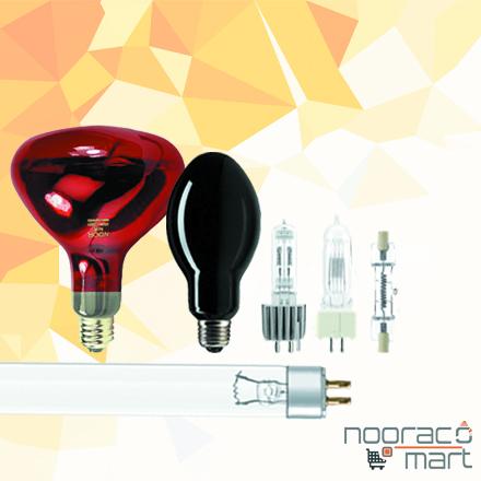 لامپ های تخصصی