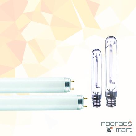 لامپ های تخصصی - لامپ رشد گیاه