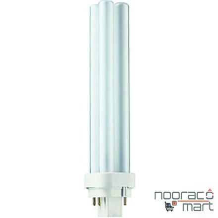 لامپ 26 وات PLC چهار پین