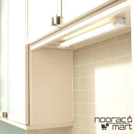 استفاده چراغ زیر کابینتی فلورسنت