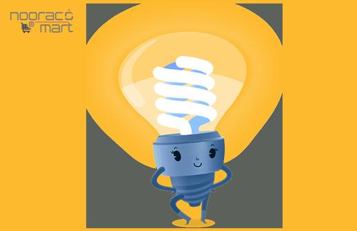 نحوه کار لامپ فلورسنت