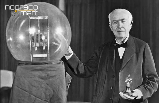 تاریخچه لامپ